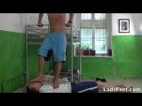 JERRY FOOT SLAVE gay feet trampling domination
